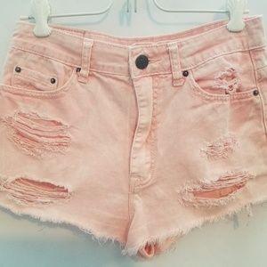 BDG Shorts - Distressed shorts